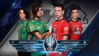 CLS -  Isurus vs Legatum   - Apertura S10D2