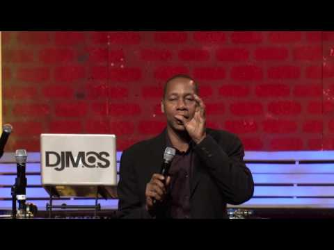Mark Curry Hosts Ginger Candy Comedy - Older may be better
