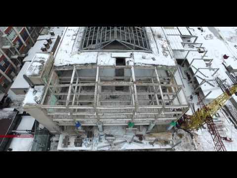 Тверь. Строительство ТРЦ Рубин