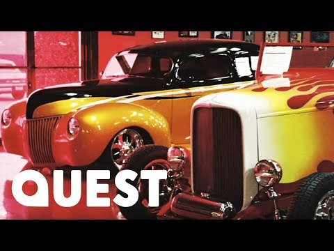 Updating Boyd Coddington's Iconic Hot Rods | Chasing Classic Cars
