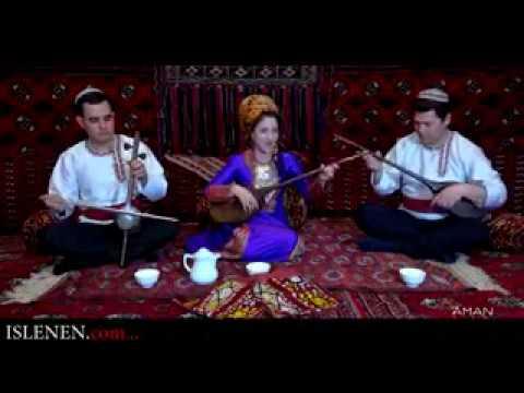 Turkmen folk song