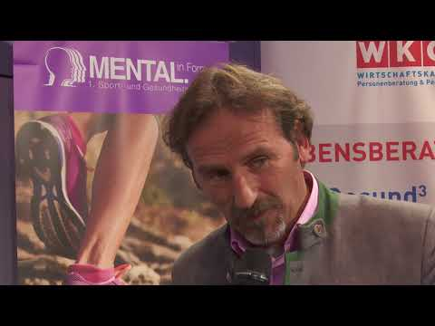 Interview mit Mag. Harald Haris G. Janisch | MENTAL. in Form 2017