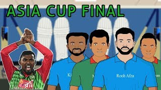 Asia Cup 2018 Final India vs Bangladesh
