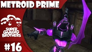 SGB Play: Metroid Prime - Part 16 | Phazon Mines, Don't Come Here