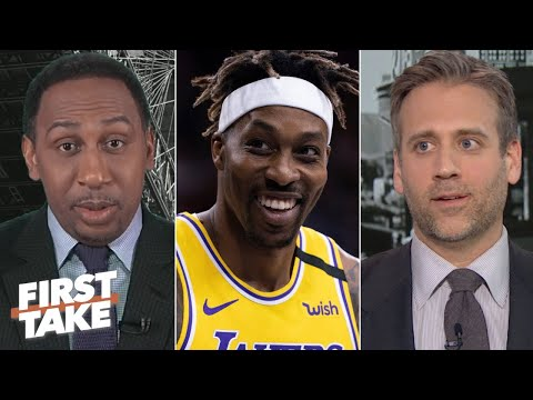 Is Dwight Howard a Hall of Famer? Stephen A. and Max debate   First Take