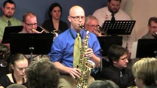 Wiggle Walk - Benny Carter Academy Jazz Ensemble Performing