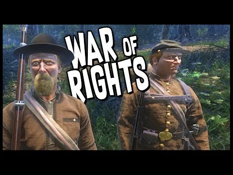 War of Rights - DON'T LET THEM CROSS THE BRIDGE! Skirmishes Gameplay [War of Rights Gameplay]
