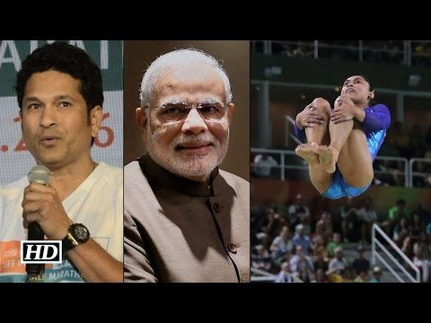 Rio Olympics | Dipa Karmakar Brilliant Show | Politicians And Sports Personalities REACTION