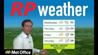 RPWeather - Monday's forecast