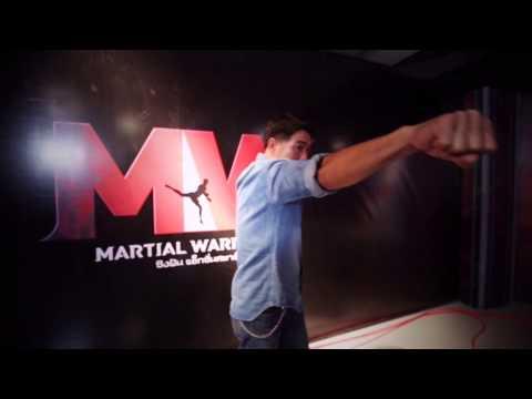 Martial Minutes ตอน วิธีการปล่อยหมัดแบบแชมป์โลก - Martial Warrior ชิงฝัน แอ็กชั่นสตาร์