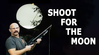Line shooting tutorial - placing a pulley (and moon)  high in a tree