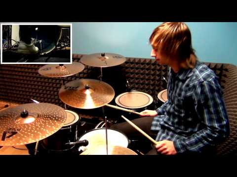 Falling In Reverse - The Drug In Me Is You - Drum Cover by Fredrik Olsson
