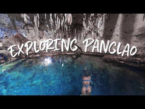 HINAGDANAN CAVE & EXPLORING PANGLAO BOHOL