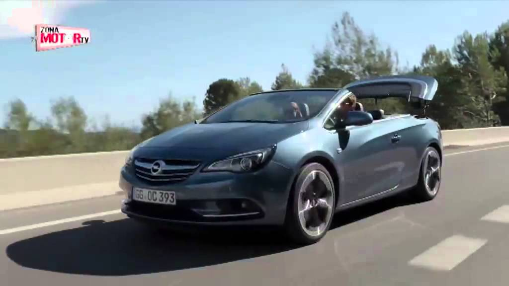 OPEL CABRIO 2013 - YouTube