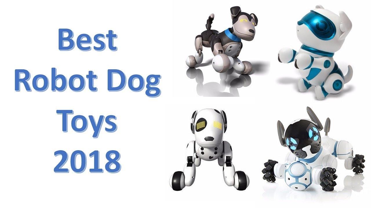 Top 7 Best Robot Dog Toys 2018