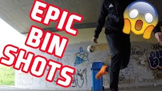 2 minutes of epic bin shots : crazy accuracy!!
