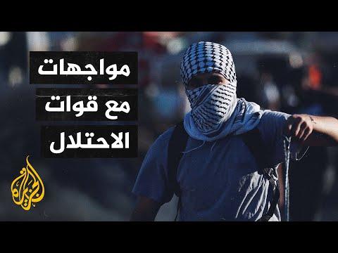 27 جريحا فلسطينيا في مواجهات مع قوات الاحتلال  - نشر قبل 5 ساعة