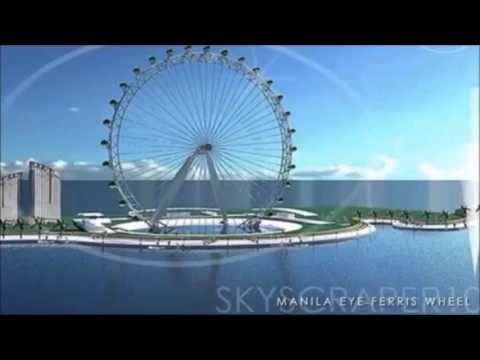The Future Masterplan of  Entertainment City Mall of Asia Complex