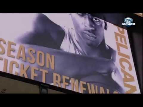 Pelicans Insider: New video board