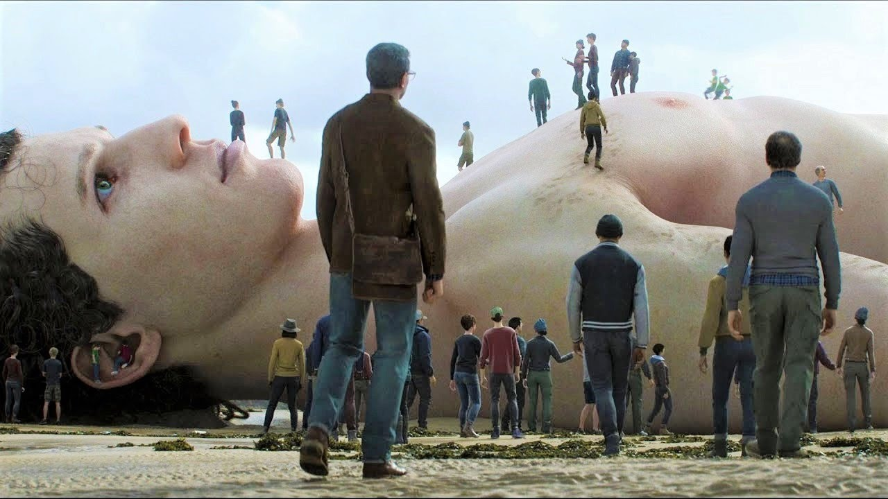 Download The Drowned Giant +IceAge (2021) Film Explained in Hindi / Urdu Summarized हिन्दी