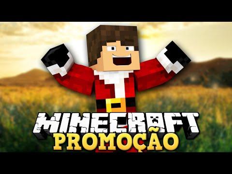 PROMOÇÃO DE NATAL! - Minecraft Games