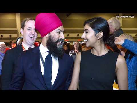 Sikhs and Canadian politics