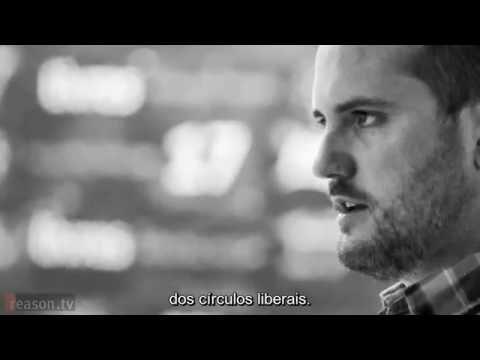 Fábio Ostermann no documentário da Reason Magazine sobre a revolução liberal no Brasil