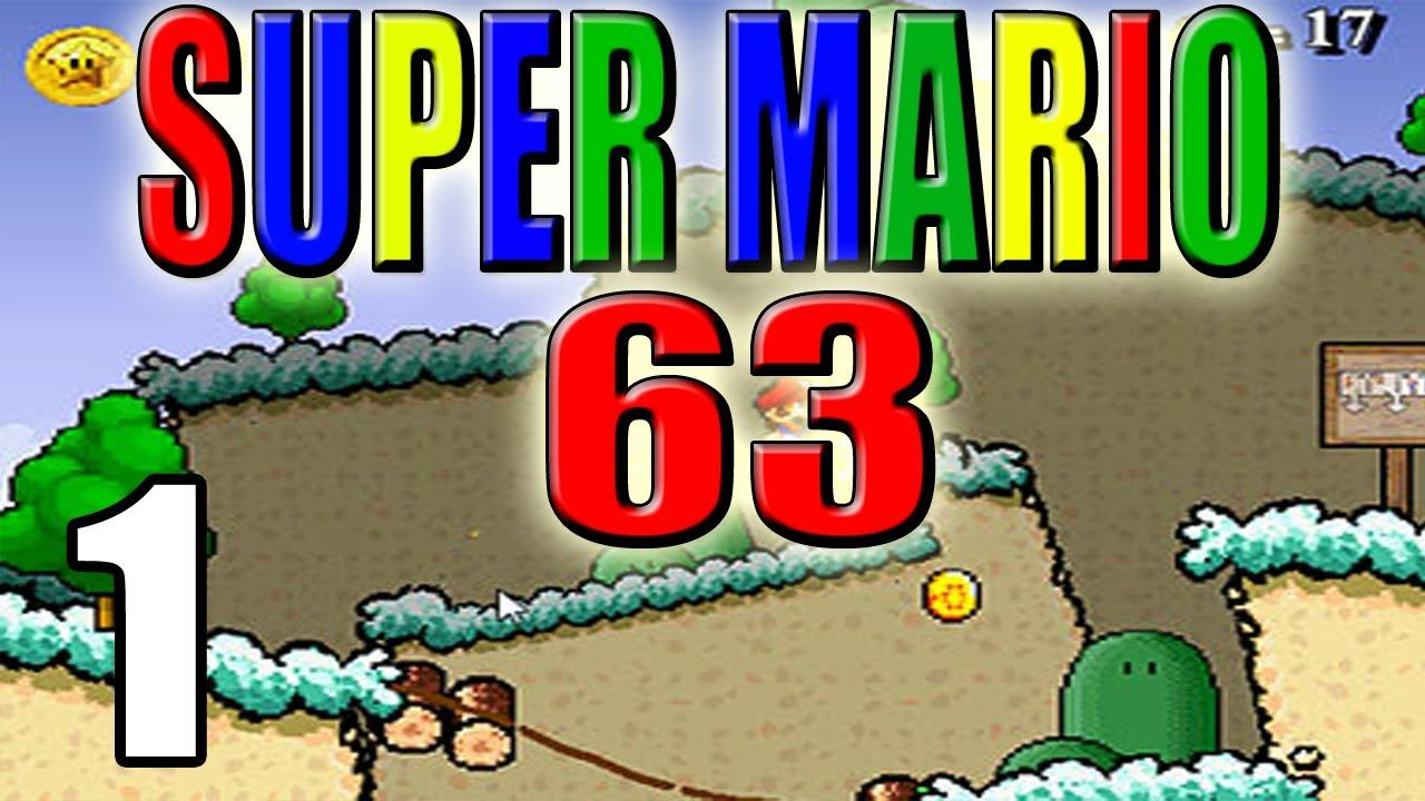 Супер марио 63 скачать на компьютер