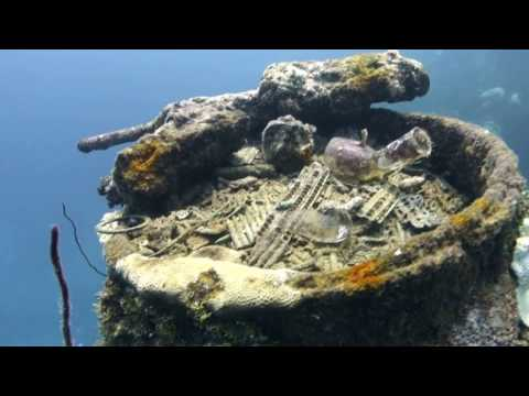 Chuuk Lagoon Diving highlight 2017.01.02 - 01.07