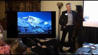 A West Seattle Evening with West Seattle's Art Wolfe! (Parts 1 and 2)