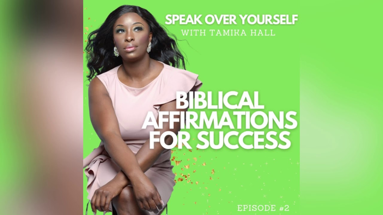 Biblical Affirmations for Success