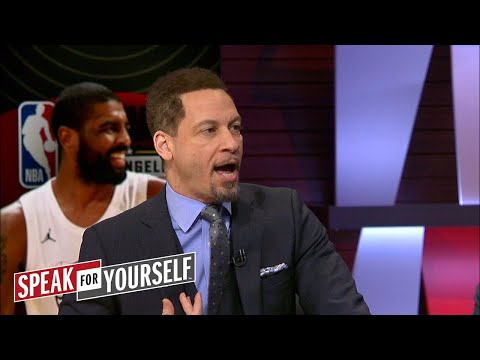 Chris Broussard shares his thoughts on the 2018 NBA All Star Game | SPEAK FOR YOURSELF