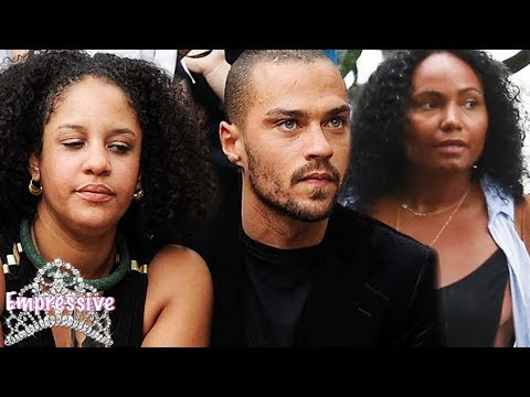 Jesse Williams' estranged wife is angry that he duced their kids to his new girlfriend