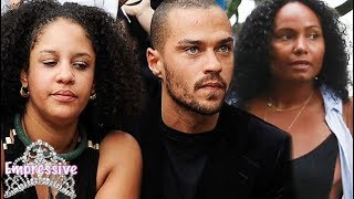 Jesse Williams' estranged wife is angry that he introduced their kids to his new girlfriend