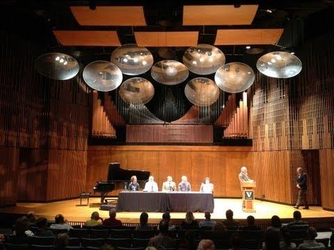Indeterminacies, the panel discussion