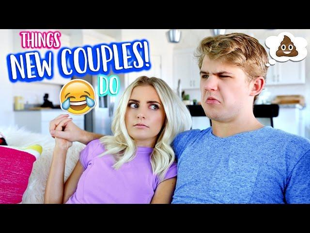 Awkward Things NEW COUPLES Do! | Aspyn Ovard