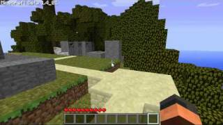 Myst Craft (Myst in Minecraft, Working Puzzles and Portals! Fully Complete!)