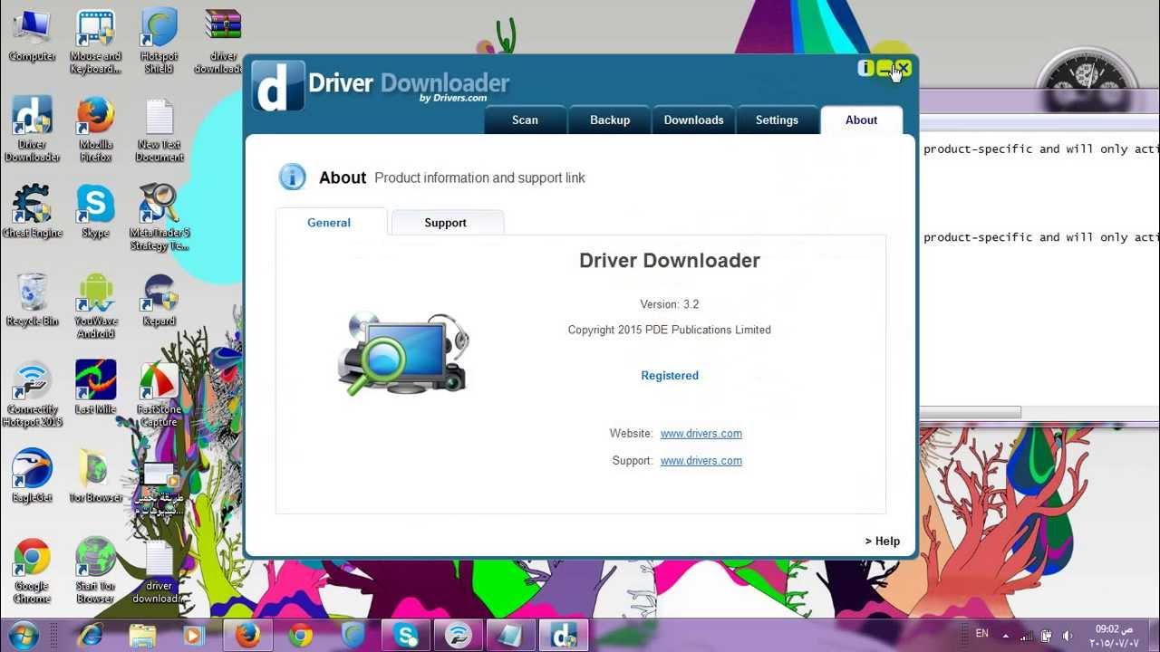 driver downloader license key free list