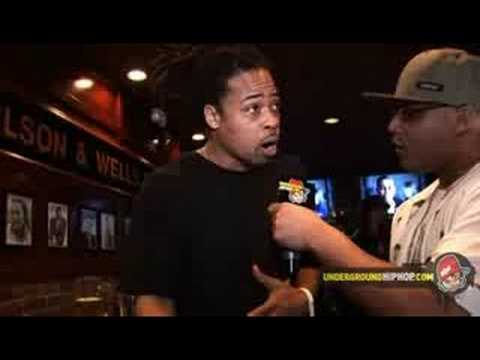 Baba Zumbi (of Zion I) - 'Interview (Austin, TX - 3/13/08)'