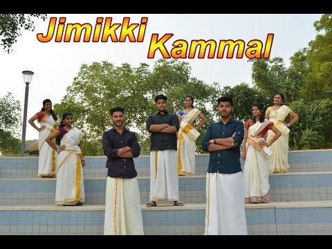 ഇത് പൊളിക്കും ജിമിക്കികമ്മൽ Jimikki Kammal Dance Video Delhi