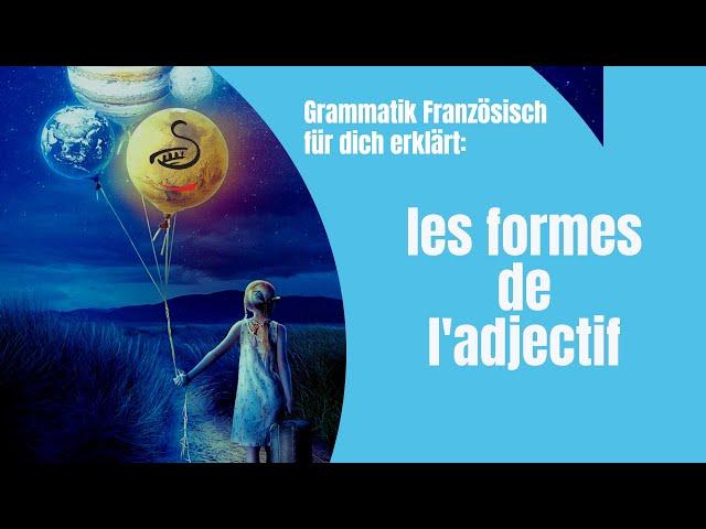 Adjectif en français