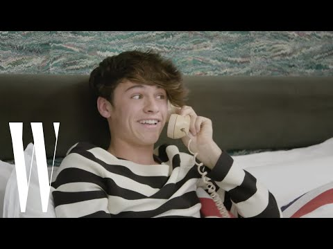 Dylan Jagger Lee Would Prefer Not to Sleep Alone | W Magazine