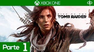 Rise of the Tomb Raider parte 1 Gameplay Español XboxOne | Prologo (Primera Hora) 1080p