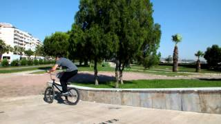 BMX STREET TRIP - IZMIR