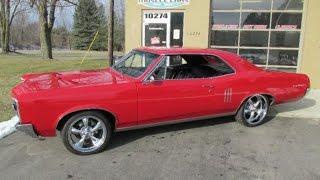 RossCustomsMi.com - FOR SALE - 1967 Pontiac Lemans GTO - Resto-mod - $29,900