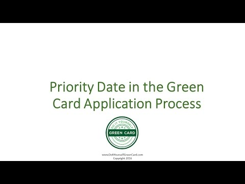 How to Interpret Your Priority Date When Applying for Green Card