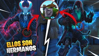RAGNAROK IS BLACK PARK BROTHER DISENTING THE *FORTNITE SECRETS* FILTRATIONS AND THEORIES