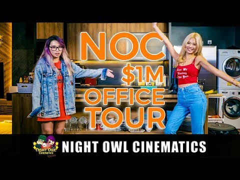 NOC's $1M Office Tour!