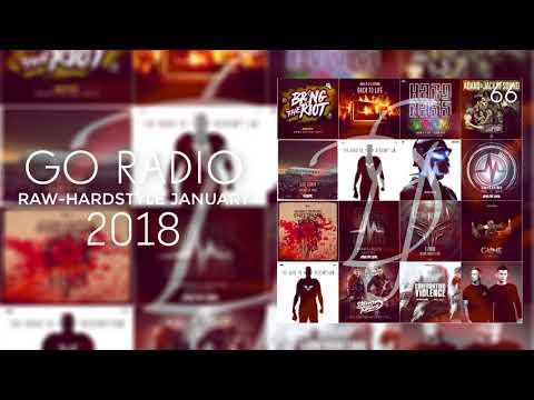 Go Radio 67 l Raw-Hardstyle January & February 2018