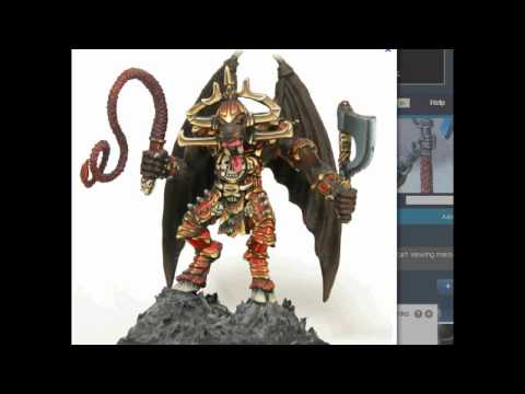 Show and Tell- Micro Art, GW Releases and rumors, Bane Beasts rule